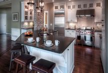 KITCHEN DESIGN IDEAS / by Reese Hall