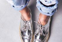 //silver / Ob allover metallic oder mit geschickt gesetzten Details: Silber bringt immer einen Hauch Glamour in unser Leben!
