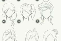 Причёски ♀️♀️