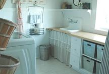 LAUNDRY ROOM / by Tammy Sanders
