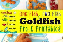 Fische im glas zahlen lernen