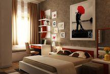 Home - Bedroom - Setup / by Lynn Seasons