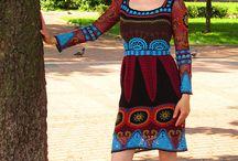 Перуанское платье