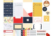 Stickers School/Work