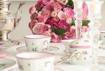 table set & tableware