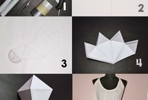 Paper dress ideas