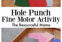 Montessori - motor skill