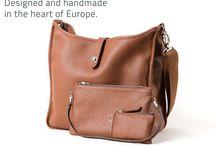 Kate - (Camera-) bag for women / Go check out our Kickstarter project : http://kck.st/1HEK89F #kickstarter #kate #oberwerth