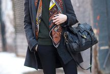 Street Style / the latest in sophisticated casual dressing
