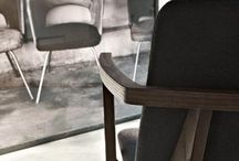 TAKE A SEAT WITH LEMA / Lema offers a rich collection of curved, sinuous chairs, finished with soft fabrics and top quality leather, ideal protagonists, freely adaptable to the style and concept of comfort in its most natural form.
