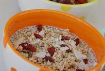 Chia Recipes / by Jennifer Hecker
