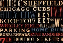 Cubs Win, Cubs Win / by Sarah Troutwine