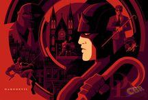Marvel Comics / by Captain Batman