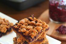 healthy snacks / by Kari Therrien