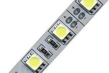 LED Lighting / Led strips, MR16 Lamps, MR11 Lamps, R111 Lamps, PWM projectors DC 124V