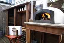 Pizazz Pizza Oven Logs / Pizazz are 100% Sweet Chestnut hardwood briquettes designed specifically for wood-fired pizza ovens.   Manufactured in the UK the hardwood briquettes burn longer and hotter than traditional firewood.