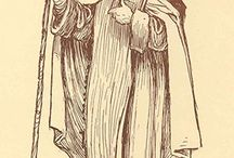 Teresa de Jesus and other Discalced Carmelites