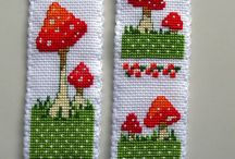 bookmarks cross stitch