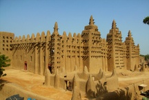 Mud-brick Structures