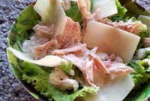Toutes nos salades savoureuses ! / Voici un board provenant de toutes les recettes de salades que nous avons reçue à travers le temps!