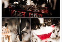 Edgar Allan Poe Wedding