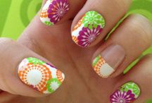 Jamberry Nails / by Sophia Boyer