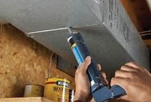 Air Duct Sealing / Use these tips to make sure your air ducts are sealed properly so you can keep cool for the summer.