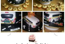 Audacious Delights Cakes