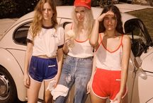 Wet Hot American Summer / 1970's and 70's inspired clothing and graphics