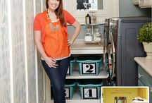 Laundry Room / Laundry room cleaning and organizing tips
