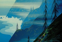 Eyvind Earle (Inspiration)