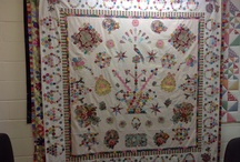 Quilts made by Kay Haydon