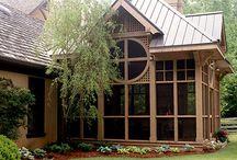 Porch Design Ideas / by Lois Christensen