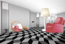 My portfolio on Architecture / Interior Design, Shop design, museum, hotel, library...