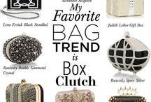 It's in the BAG!! / by Nakischa Joseph