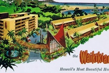 Old Postcards and Posters of Hawaii / A Collection of Old Postcards and Posters of Hawaii
