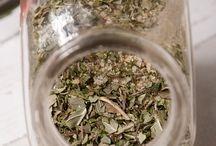 Kruiden extracten sauzen