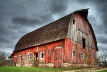 Old Barns / by david hannaford mitchell