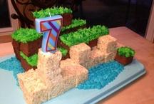 Birthday cakes / by Jenny Boyett