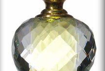 Antique Fragrance bottles