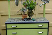 Upcycled Garden DIY
