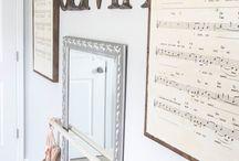 Baby girl room inspiration