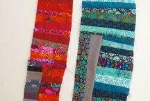 art textile courbe