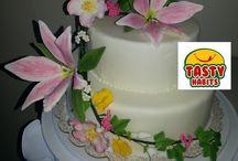 Wedding / Engagement Cakes / Wedding Cakes