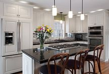 Kitchen and Interior Remodel | Lincolnwood / A kitchen remodelling project in Lincolnwood by DESIGNfirst.