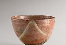 Objets de thé / Le monde des objets du thé : théière, tasse, plus généralement potiers et céramistes...