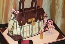 purse cake / by Jessica Hoover Cakes