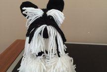 Yarn & makramee ideas