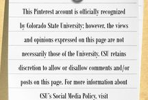Social Media Policy / http://www.socialmedia.colostate.edu.
