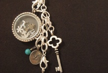 origami owl...its so cute it has its own board